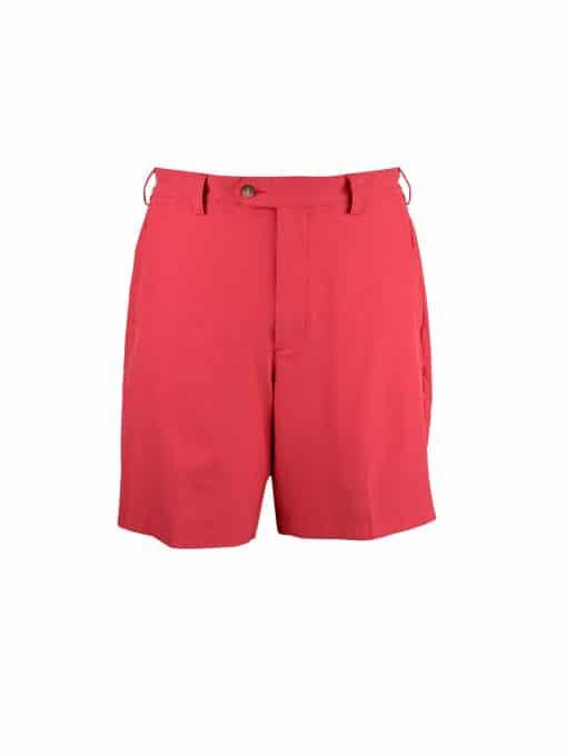 Mens Nantucket Red Golf Shorts