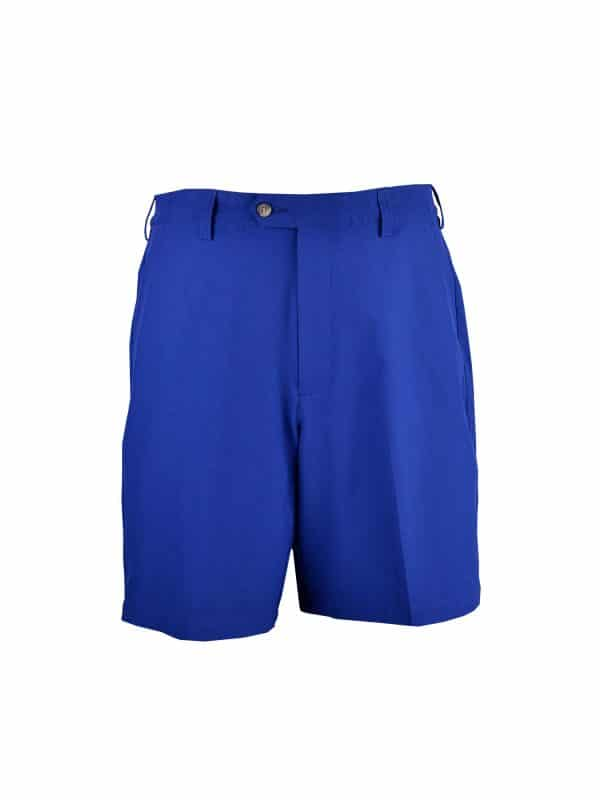 Mens Navy Golf Shorts