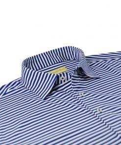 Classic Feeder Stripe Jersey - Navy/Cream DR019-220-400_FV