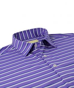Bold Shadow Stripe Jersey - Thistle Multi DR022-220-636