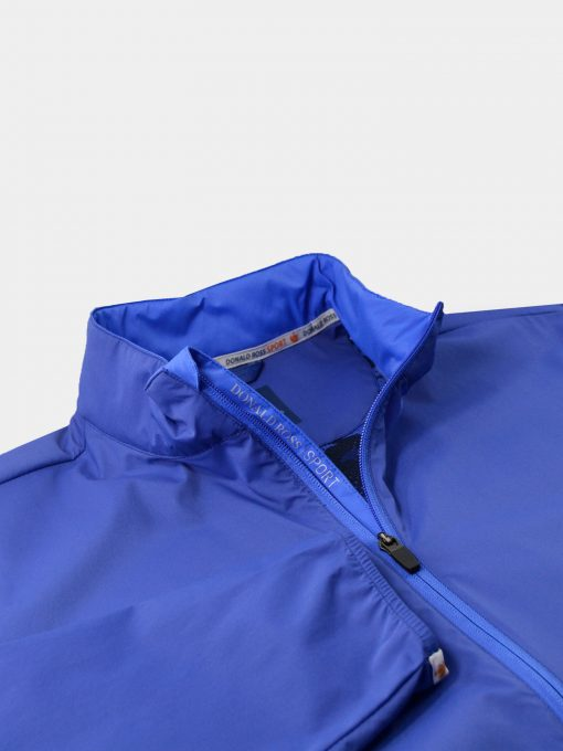 EXPEDITION PERFORMANCE JACKET - NAVY SP600LS-220-400