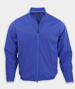 EXPEDITION PERFORMANCE JACKET - NAVY SP600LS-220-400_FV-