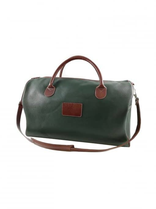 Classic Duffel Bag - Forest DRL008-MSP-307-MAIN_cropped
