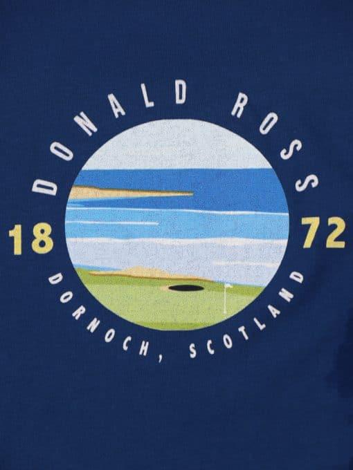 Dornoch Coast T-Shirt Dornoch Coast T-Shirt Graphic_1