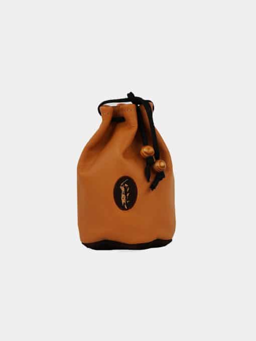 DR Silhouette Valuables Pouch - Buckskin IMG_2897