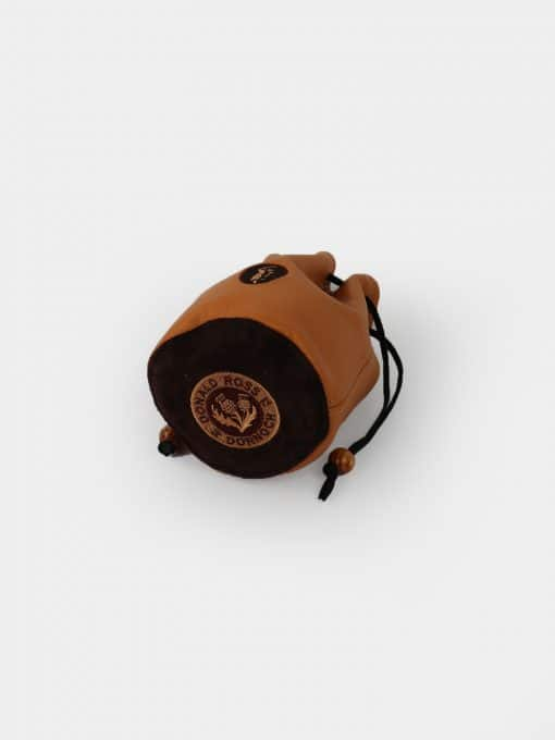 DR Silhouette Valuables Pouch - Buckskin IMG_2935