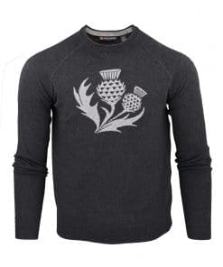 SCOTTY Cotton Crewneck SP302-220-051_FV