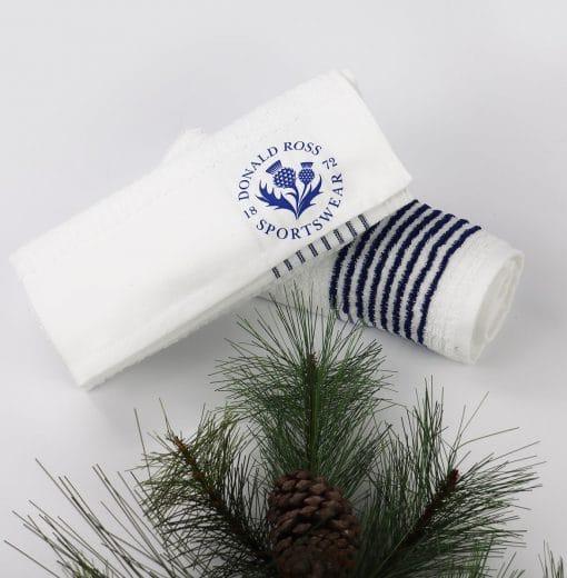 Complimentary Golf Towel