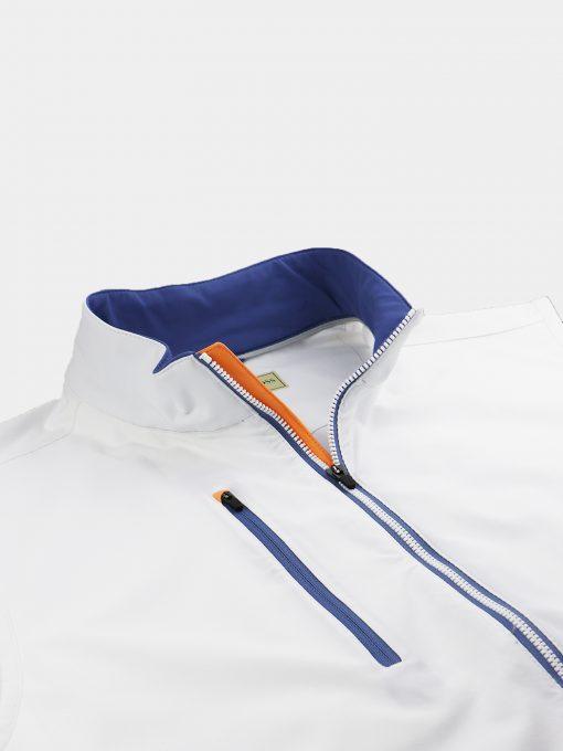 Traveler Vest - White DR1734V-121-100
