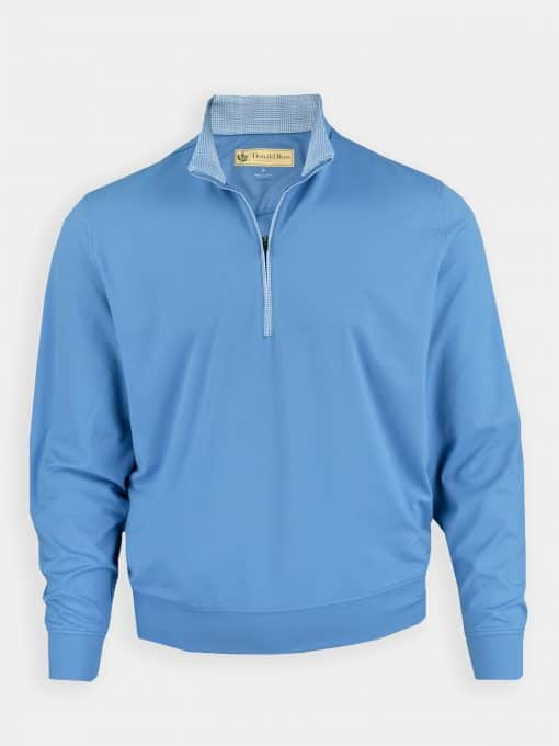 TYR Fleece Pullover - Dolphin DR203LS-121-410_FV