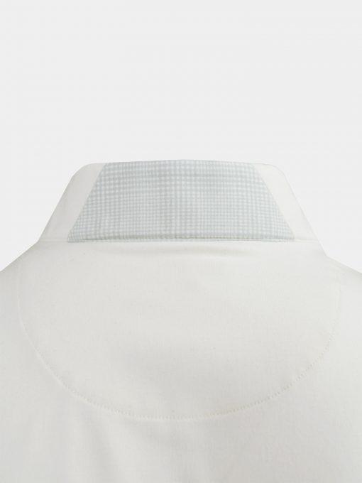TYR Fleece Vest - White DR203V-121-100_DTL