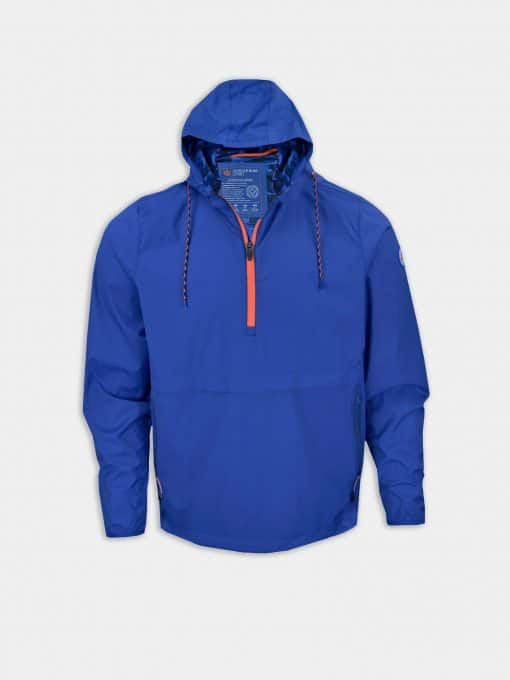 EXPEDITION Anorak Jacket - Navy SP1811-121-400_FV