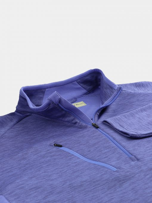 Thermal Stretch Pullover - Royal DR1809-121-440
