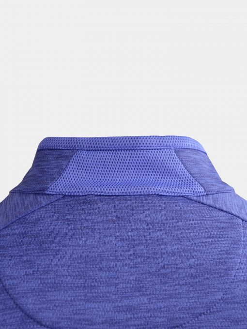 Thermal Stretch Pullover - Royal DR1809-121-440_DTL_2